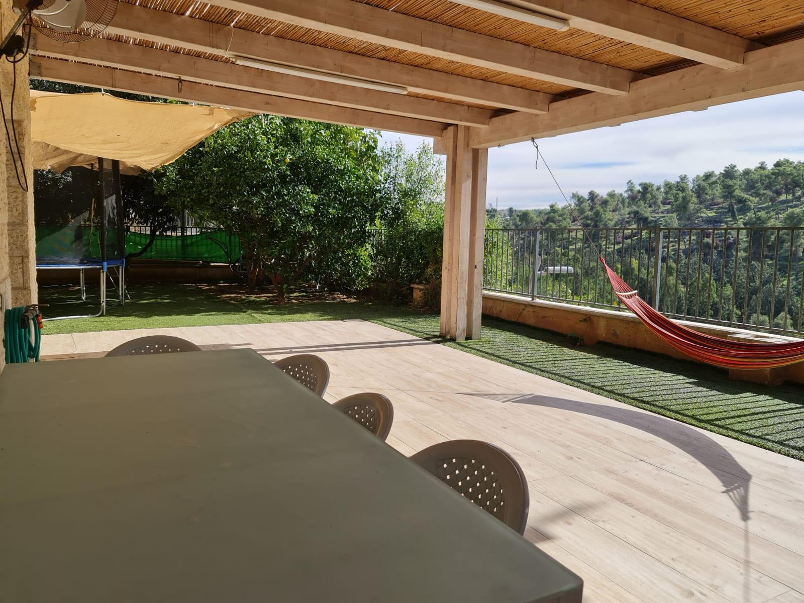 דירת גן/דופלקס ל מכירה 6 חדרים באלעד